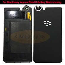 Pour Blackberry keyone Dtek70 couvercle arrière de la batterie pour Blackberry Dtek70 dtek 70 pièces de rechange de boîtier de porte arrière
