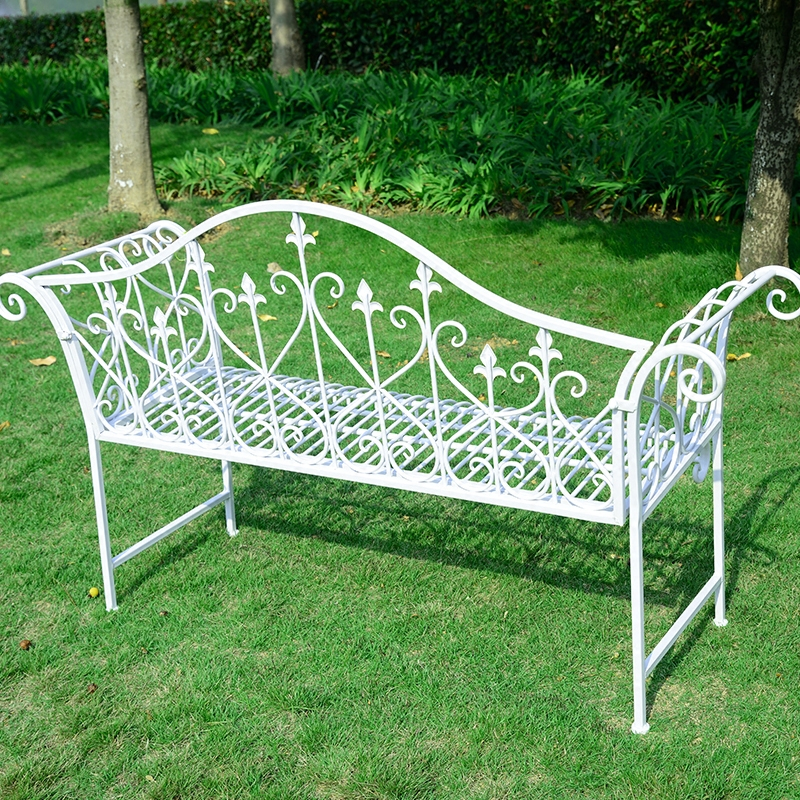 Uberlegen Double Chairs Leisure Lounge Bench Wedding Photo Studio Chairs Outdoor  Furniture Long Chairs In Patio Benches