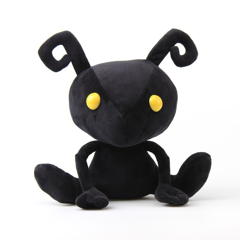 30cm Anime Kingdom Hearts Shadow Heartless Ant Large Plush Doll Soft Stuffed Toys Cartoon Animal Dolls Children Gift Cosplay