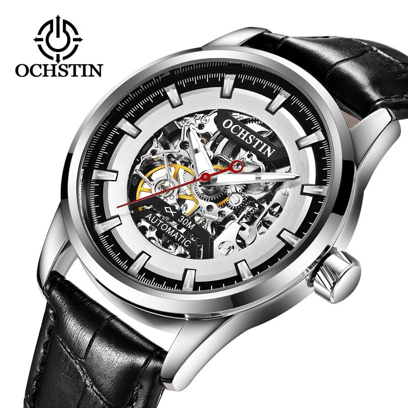 OCHSTIN Top Luxury Brand Fashion Automatic Mechanical Watches Men watch Relogio Masculino Sport Business Wristwatch Male Clock цена