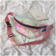 QIUYIN 2019 Waist Packs Ladies Small Belt Bags Female Chest Bag Travel Pack Summer Transparent Fanny For Women