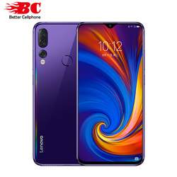 New Original Lenovo Z5S Qualcomm SDM710 2.2GHz ZUI 10.0 16.0MP+8.0MP+5.0MP AI Three Camera 6.3