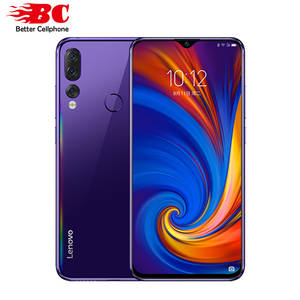 "New Original Lenovo Z5S Qualcomm SDM710 2.2GHz ZUI 10.0 16.0MP+8.0MP+5.0MP AI Three Camera 6.3"" 4GB RAM 64GB ROM Fingerprint ID"