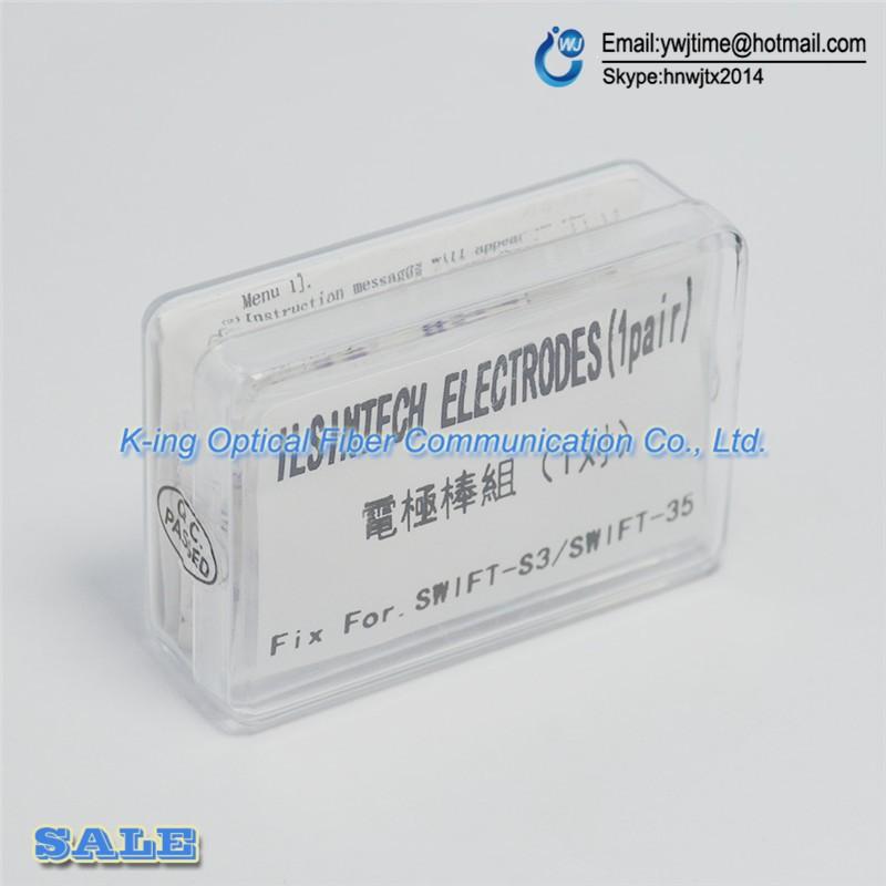 ILSINTECH EI-21 Swift-S3 Optical Fiber Fusion Splicer Electrodes (2)