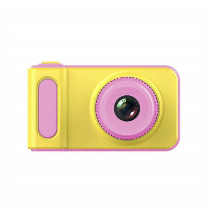 Hot Children's Digital Camera Mini SLR Camera Small Sports Double Lens Toy Camera