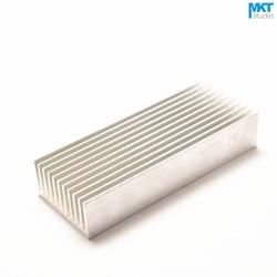 10 Шт. 100 мм х 40 мм х 20 мм Чистый Алюминий Охлаждения Fin Радиатора Теплоотвод