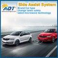 Автомобиль Blind Spot Monitor/Side Assist Сигнализация Для Mitsubishi Джин Хен 2015 лет-Без изменений на автомобиле внешний вид