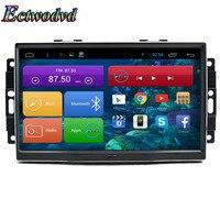 Ectwodvd 9 дюймов Восьмиядерный Android 7,1 автомобиль DVD gps навигации для Dodge/мститель/Калибр/Challenger/ dakota/Durango/Путешествие/Magnum