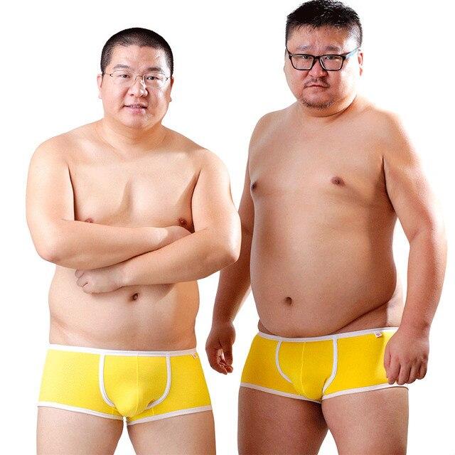 2017 New Arrival Bear Claw Men's Plus Size Boxers Bear Paw Low Waist Underwear Designed For Gay Bear 6 Colours M L XL XXL