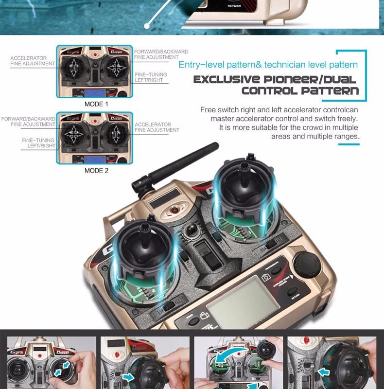FPV Mini Drones With Camera Hd Jjrc H6d Quadcopters With Camera 4CH Flying Helicopter Camera Professional Drones Rc Dron Copter (8)