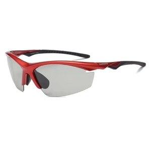 Image 3 - Shimanos gafas polarizadas de pesca para hombre y mujer, lentes de sol deportivas para exteriores, accesorios de pesca