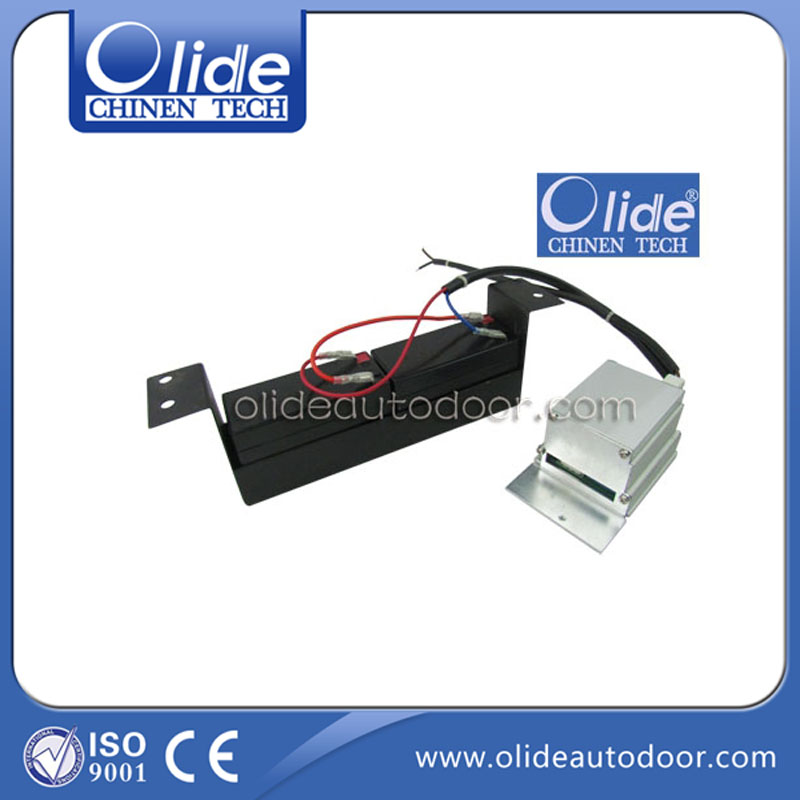 automatic door opener backup battery/back up battery for automatic sliding and swing door opener