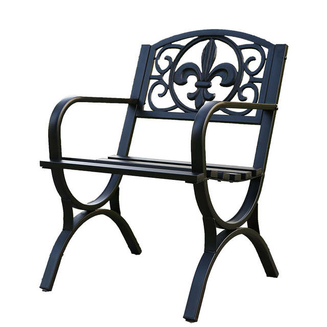Magnificent Us 100 0 20 Off Balcony Chair Iron Outdoor Table And Chair European Small Coffee Table Courtyard Outdoor Cafe Garden Senior Chair In Garden Chairs Pabps2019 Chair Design Images Pabps2019Com