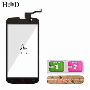 Image 2 - 5 Mobile Touch Screen For Philips Xenium W8555 Front Panel Touch Screen Sensor Phone Glass Replacement Digitizer Tools