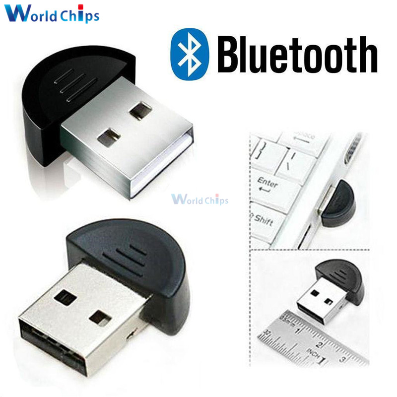 New Usb Bluetooth Adapter For Laptop PC For Win Xp Win7 8 For Phone 4GS Mini USB Adaptador Bluetooth Dongle USB Audio Device