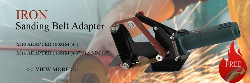 sadnding belt adapter ZDY