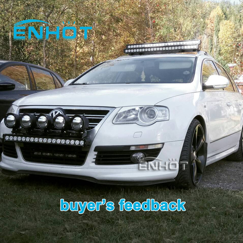 ENHOT 30 Inch 180W CREE LED CHIP LIGHT BAR COMBO BEAM 30INCH CAR LED ...