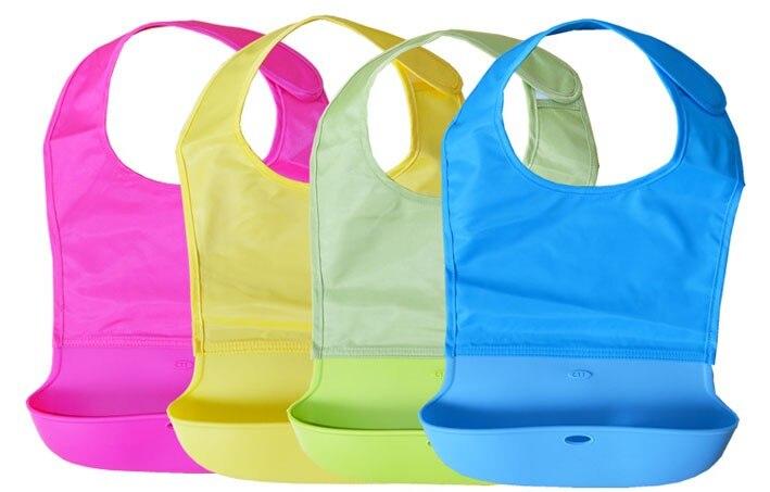 5 дизайн, Взрослые водонепроницаемые Силиконовые Слюнявчики,, фартуки с рисунком, Слюнявчики, одноцветные, унисекс, новинка, силикагель