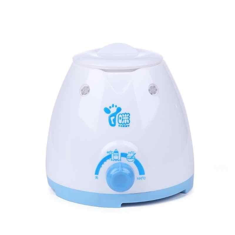 ขวดนมเด็กทารกอุ่นอาหาร Multifunctional ทารกหัวนมช้อนฆ่าเชื้ออุปกรณ์นมความร้อน