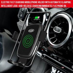 Image 5 - 左ハンドルドライブスバルフォレスター 2019 2020 ダッシュボードマウントカーマウント携帯電話ホルダー車で調整可能な自動車電話ホルダー