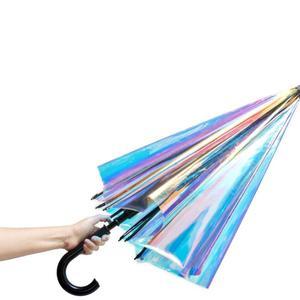 Laser Transparent Umbrella Rai