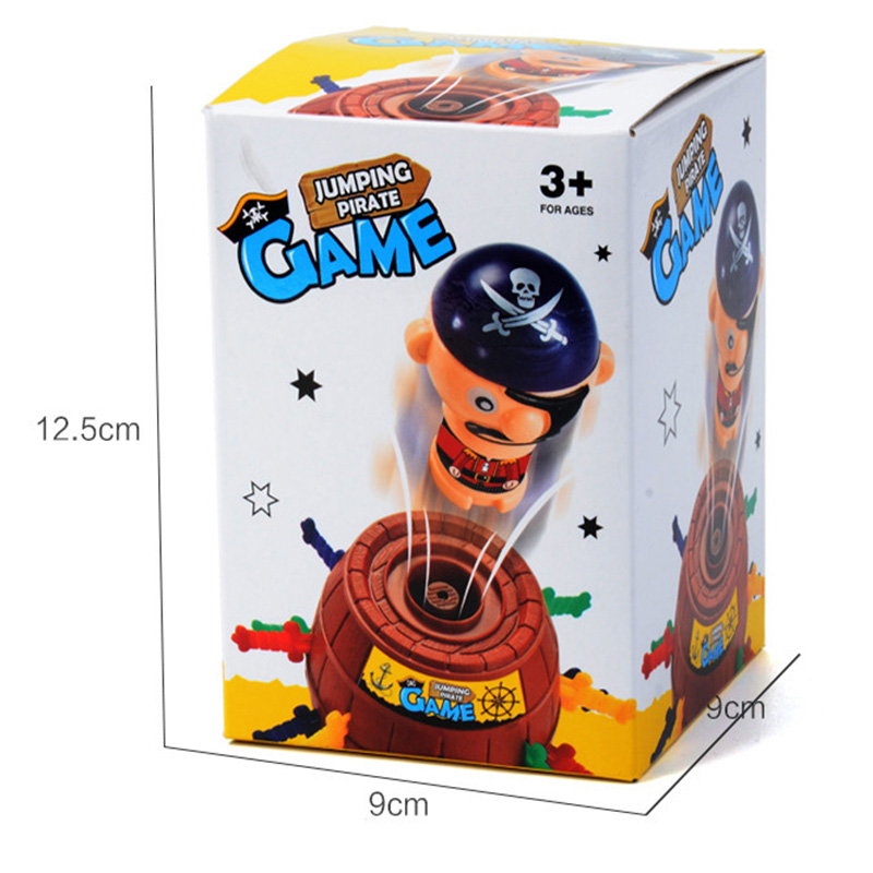 Pop Up Pirate Children 39 s Preschool Action Game for children gift Novelty Toy Toys Intellectual Game For Kids in Gags amp Practical Jokes from Toys amp Hobbies