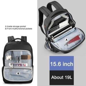 Image 4 - Tigernu Bag Set Water Resistant Backpack Men with USB Charging Headphone Crossbody Bags for Women 2019 Shoulder Bag for Teens