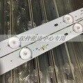 3pcs x 32 inch Original LED Strips w/ Optical Lens Fliter TV  Monitor Panel Backlight Lamps 59cm 8-LEDs ZDJK315D08