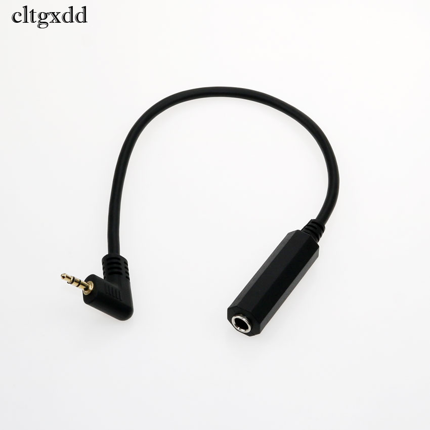 Image 5 - cltgxdd 1PCS 3.5mm Male to 6.5mm Female Mono/Dual Jack Adapter Plug Stereo Speaker Audio Converter for Mobile Phone PC Notebook-in Computer Cables & Connectors from Computer & Office
