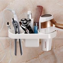 Plastic Bathroom Storage Make up Rack Corner Kitchen Wall Mounted Shelf Organizer Shower Soap Dishes MakeUp