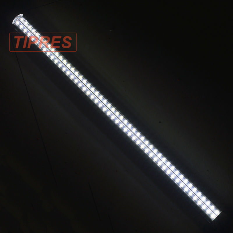 10 Pack 20W 2Ft V Shaped Integrated T8 LED Tubes SMD 2835 600mm 96led Light Lamp