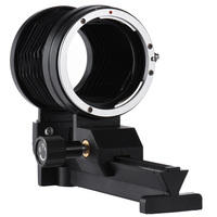 Macro Entension Bellows Focusing Attachments Accessory for Canon EOS EF Mount Camera 5DIII 70D 700D 1100D DSLR