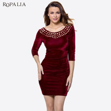 c380ab9aa Compare Prices on Velvet Burgundy Dress- Online Shopping Buy Low Price  Velvet Burgundy Dress at Factory Price