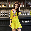 2016 winter sexy lingerie uniforms temptation animation service sexy students costumes women's sexy strap students uniforms