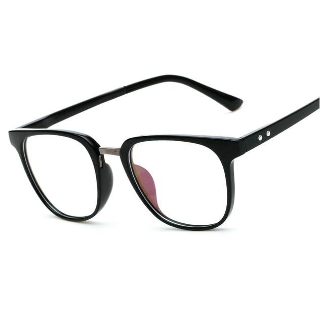 Marca Projeto Retro Multicolor Armações de óculos Homens e Mulheres Da Moda  Simples Espelho Masculinos Do 58509c4ba0
