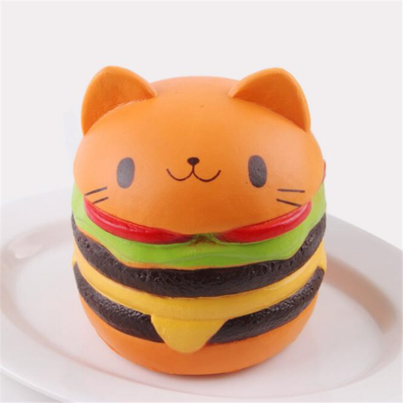 Cellphones & Telecommunications Uvr Mobile Phone Straps Anti-stress Squishy Slow Rising Slow Rebound Toy Ice Cream Cake Squishi Pu Squishy Squeeze Squishes#