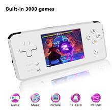 MINI portatile retro lettori di gioco 3000 Giochi per bambini ragazzo nostalgico Lettore video console di gioco per il Bambino Nostalgico