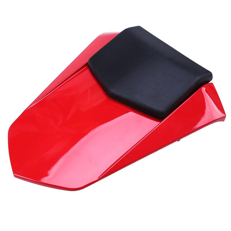 Housse de siège arrière de moto carénage capot de siège de vélo de saleté accessoires de moto rouge/jaune pour Yamaha YZF R1 2007-2008 ATV