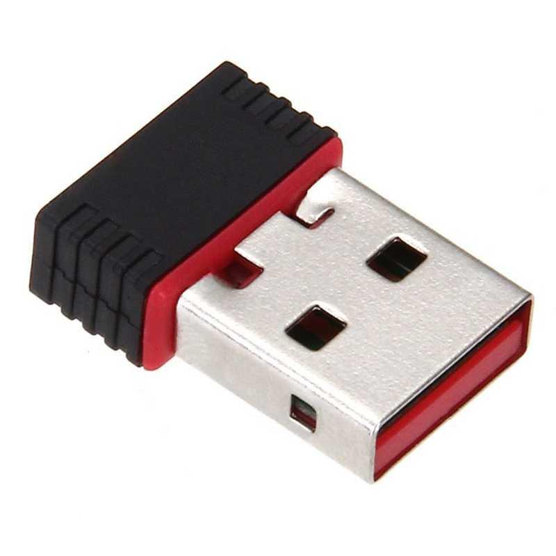 150M USB 2.0 WiFi Wireless Network Card 802.11b//g//n LAN Adapter  Ante LA