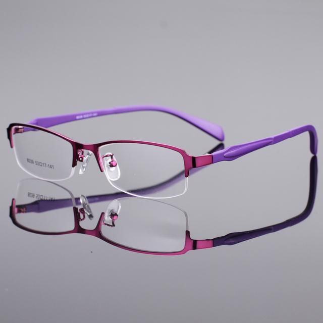 Модные очки кадры женщины дизайнер очки кадров для очков близорукость оптические frame очки по рецепту óculos де грау