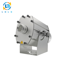 Factory Outlet Professional Advertising Powerful 4 Images Change in Turn Indoor Long Distance Large 80W LED Logo Light Projector