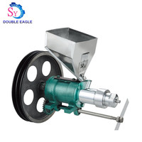 Small puffed maize snacks food extruder machines/rice bulking puffing machine/corn puff extruder(without motor and frame)
