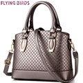Flying birds! женщины кожаные сумки краска стиль сумка женщин посыльного сумки высокого качества женщины сумочку bolsa мешок LS4817fb