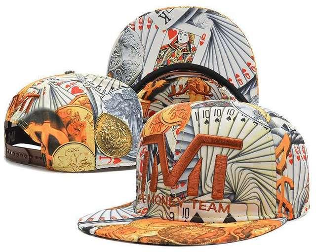 3a1b7ec6 TMT The Money Team Snapback caps & hats money face cards key fashion men  women adjustable baseball cap cheap sale !