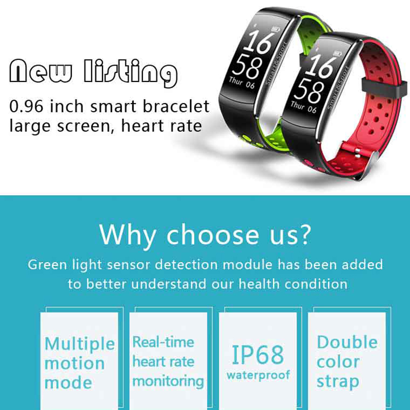 smart wristband 1