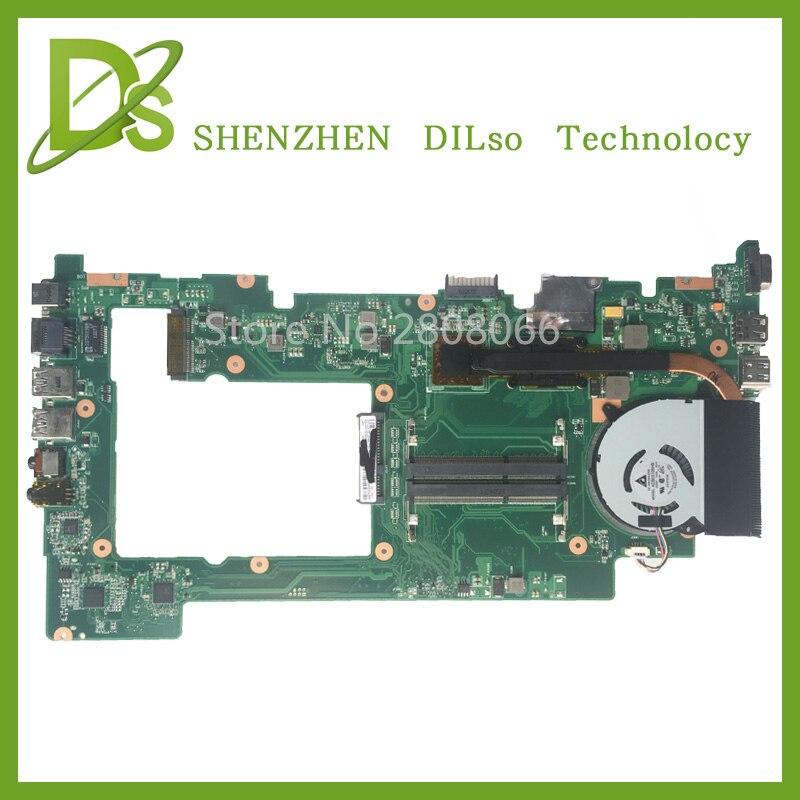 For ASUS U32U U82U laptop motherboard U32U mainboard REV2.1 Integrated 100% tested motherboard freeshipping laptop motherboard for toshiba a205 a200 v000108040 integrated ddr2 mainboard full tested free shipping