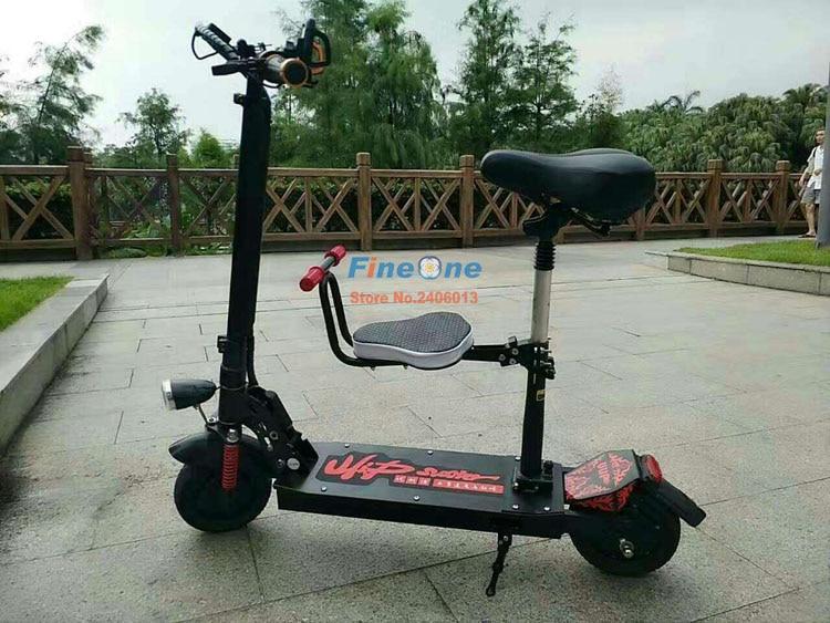 elétrico dobrável cadeira de criança para skate elétrico scooter e-scooter