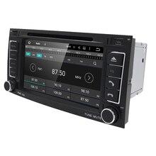 "$ NUMBER ""HD 1024X600 Android 5.1 2din Núcleo Coche DVD GPS de Radio para Volkswagen VW Touareg Multivan T5 Transporter 2004-2011 sistema Estéreo"
