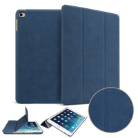 PU High Quality Deer Leather Case For Apple IPad Air 1 Or For Ipad Air 2