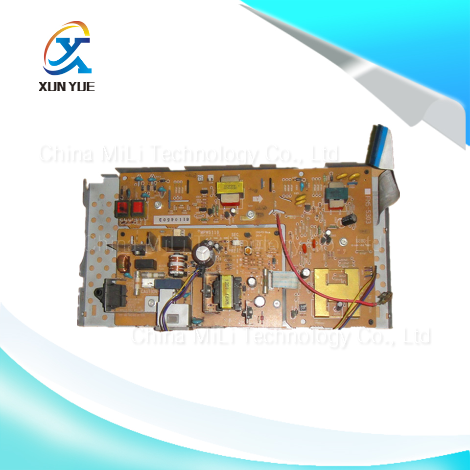 For Canon LBP 3200 Original Used Power Supply Board Printer Parts 220V On Sale brand new inkjet printer spare parts konica 512 head board carriage board for sale